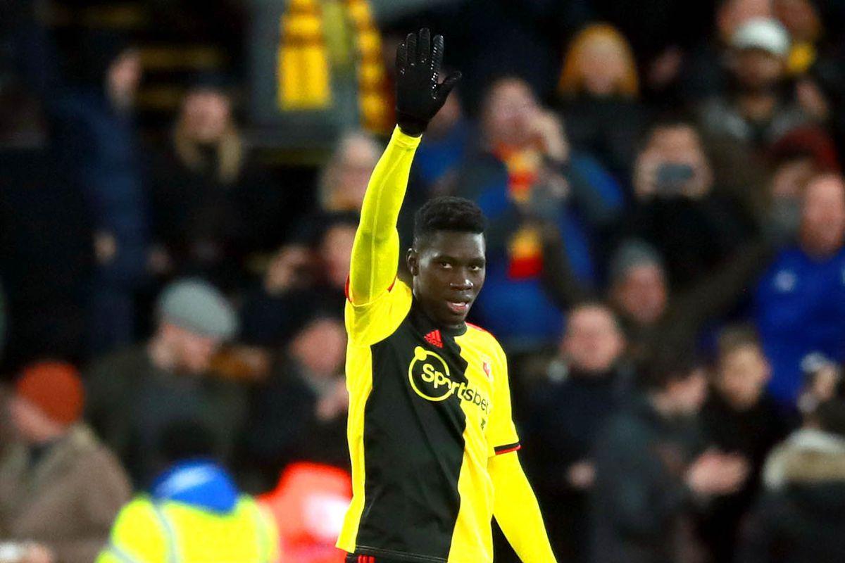 Ismaila Sarr - Watford - Premier League