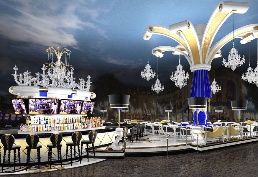 Behold the seven figure dream for le central at paris eater vegas - Bar le central ...