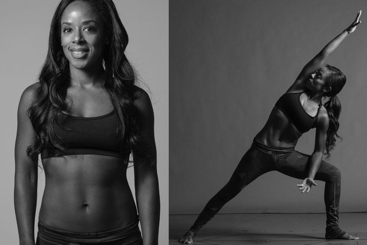 Jas Merritts, Moxie Yoga & Fitness and Jas Merritts Fitness