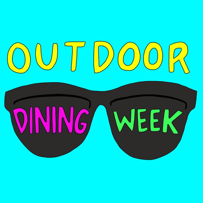 Outdoor Dining Week logo
