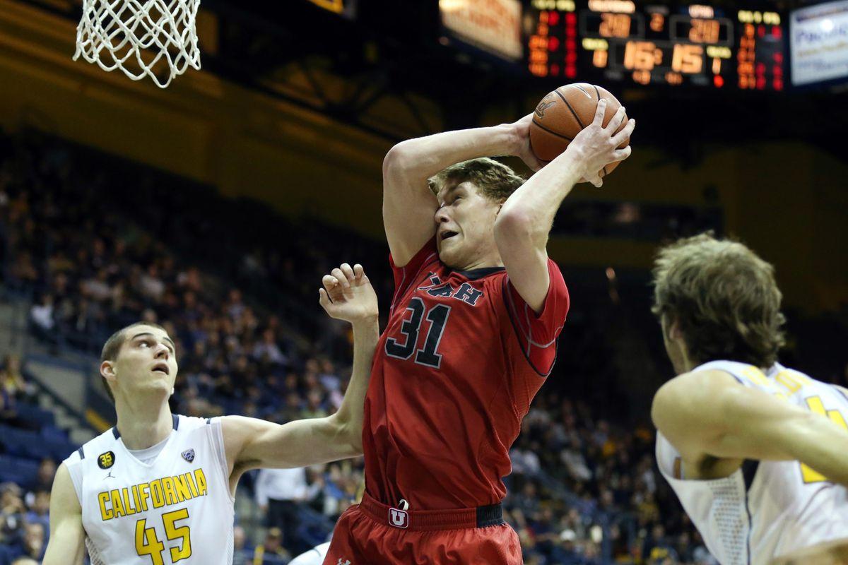 Is Utes senior center Dallin Bachynski Utah's most indispensable player?