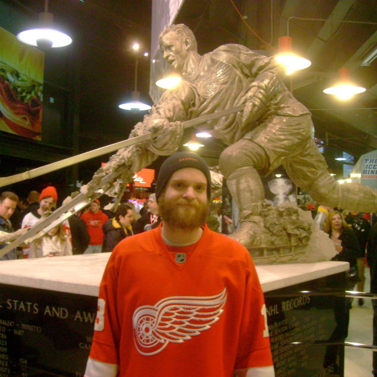 My first time at JLA 2013