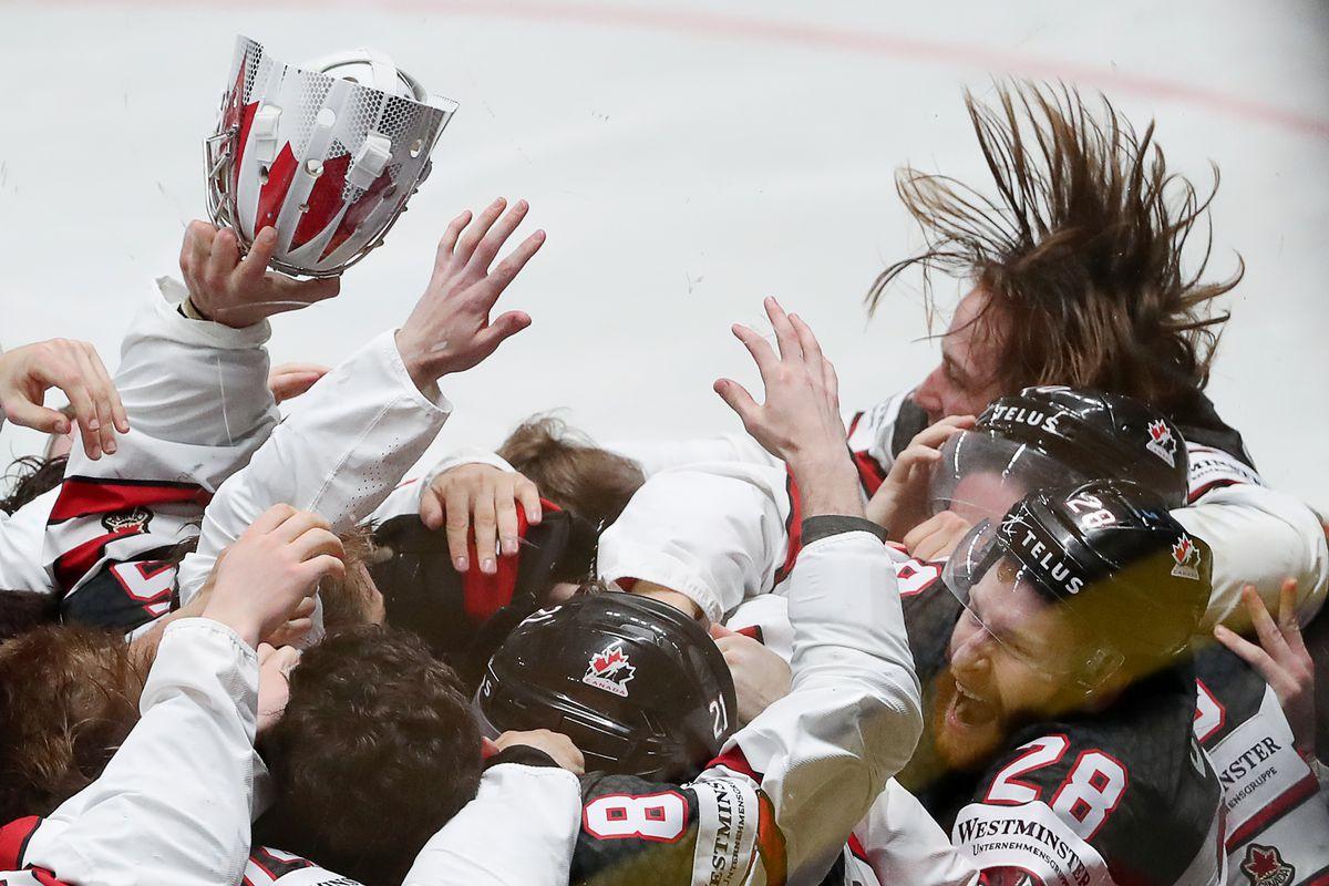 2021 IIHF World Championship, Final: Finland 2 - 3 Canada