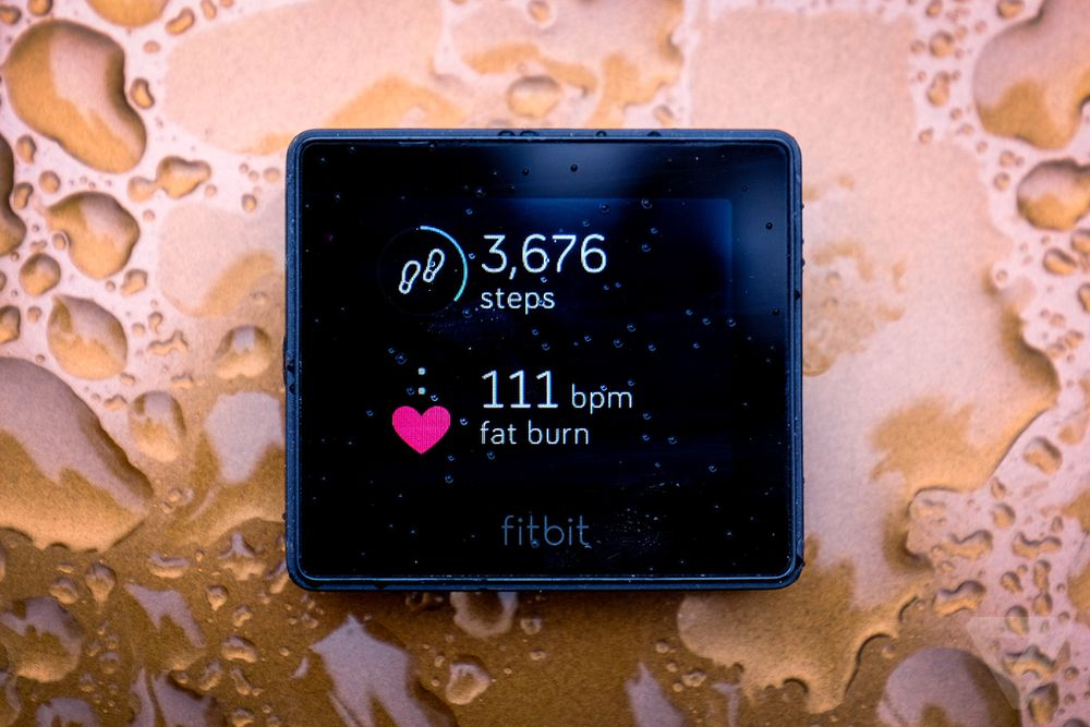 Fitbit Blaze review: a 'smarter' fitness tracker is still