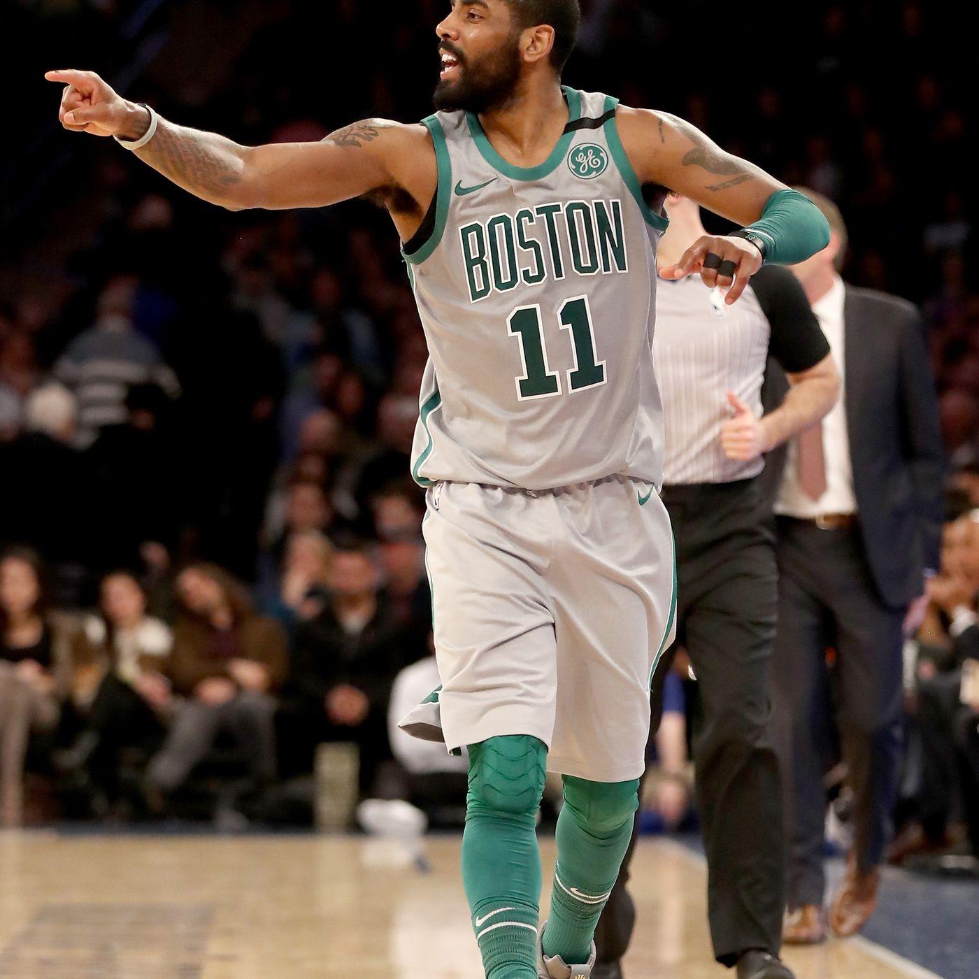 The joy of Kyrie Irving - CelticsBlog 62735b18a61