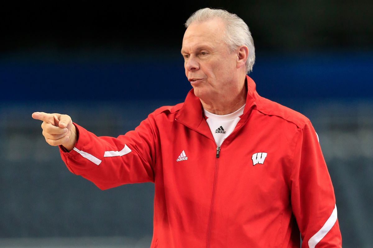 """""""I want you to come play for Wisconsin."""""""