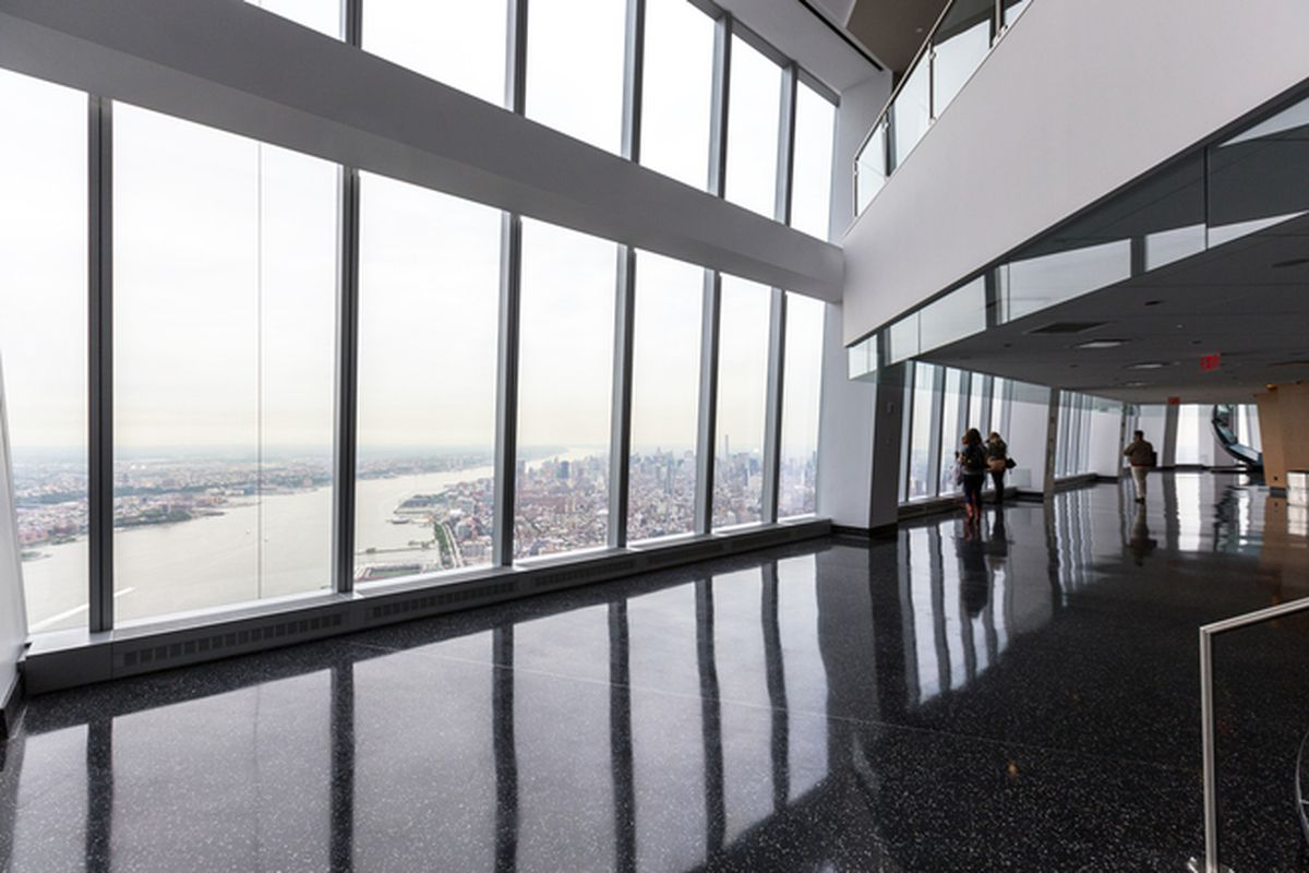 World Trade Center Observatory Isn T Getting As Many