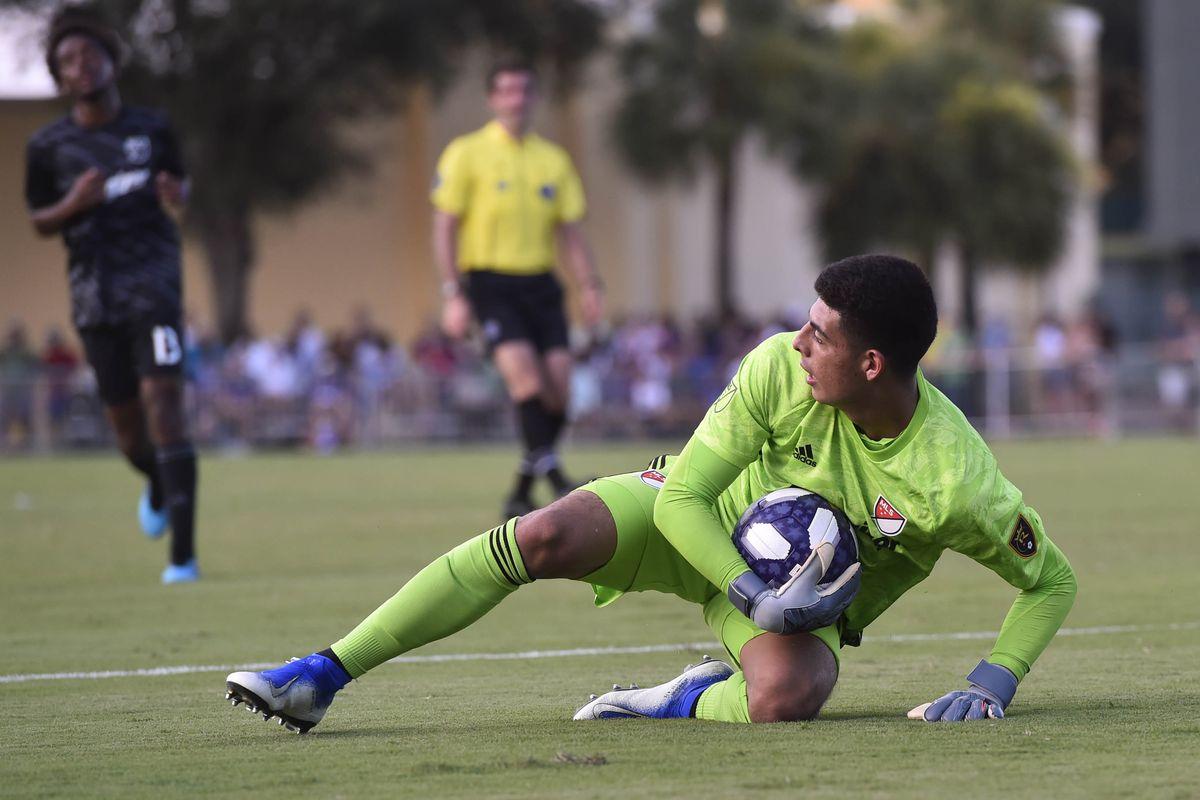 MLS: MLS Homegrown Game