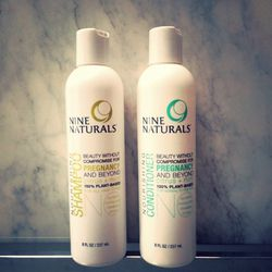 """Monday mornings always feel rushed with so much work ahead of me in the week. The natural citrus and mint fragrance of <b><a href=""""http://www.ninenaturals.com/products/haircare"""">Nine Naturals</a></b> shampoo and conditioner is a refreshing pick-me-up to g"""