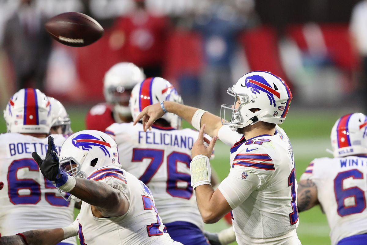 Buffalo Bills v Arizona Cardinals