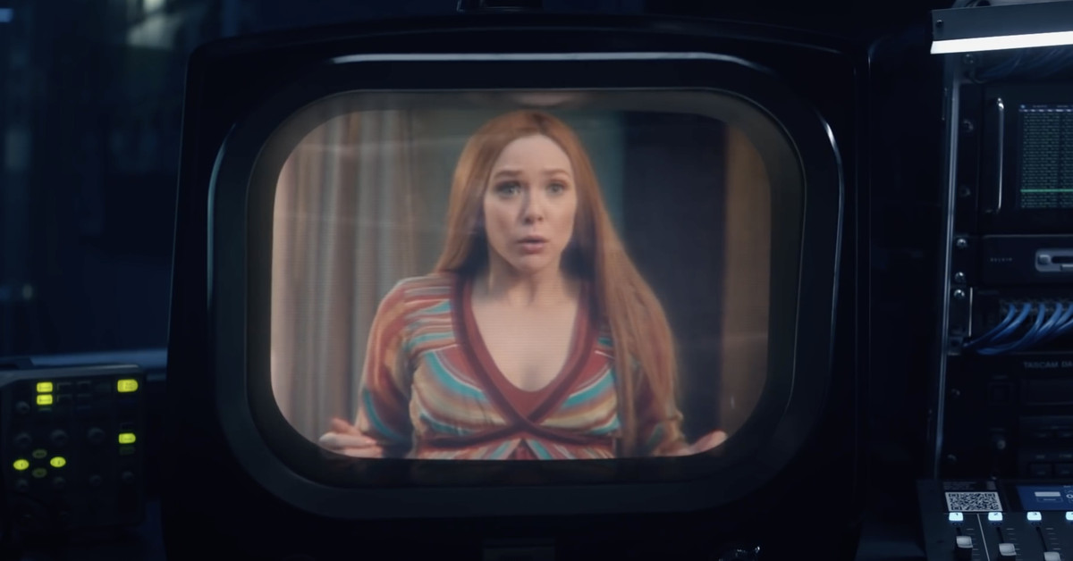 The reason Wanda Maximoff knows her old American TV shows on WandaVision