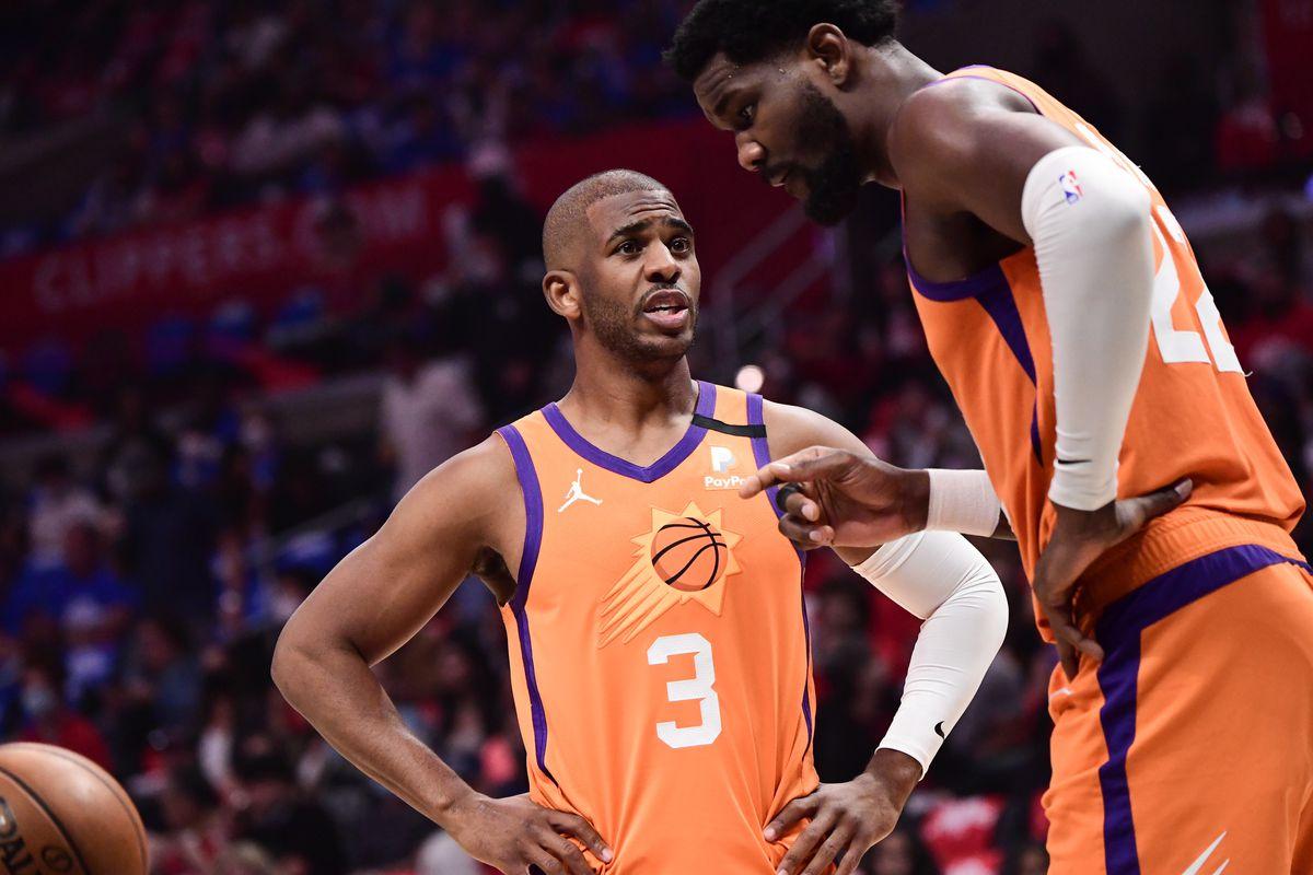 2021 NBA Playoffs - Phoenix Suns v LA Clippers