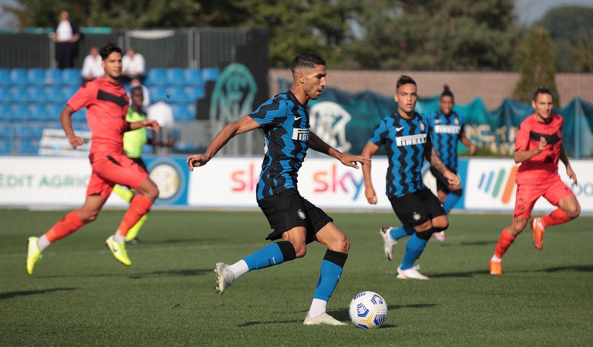 FC Internazionale v Lugano - Pre-Season Friendly