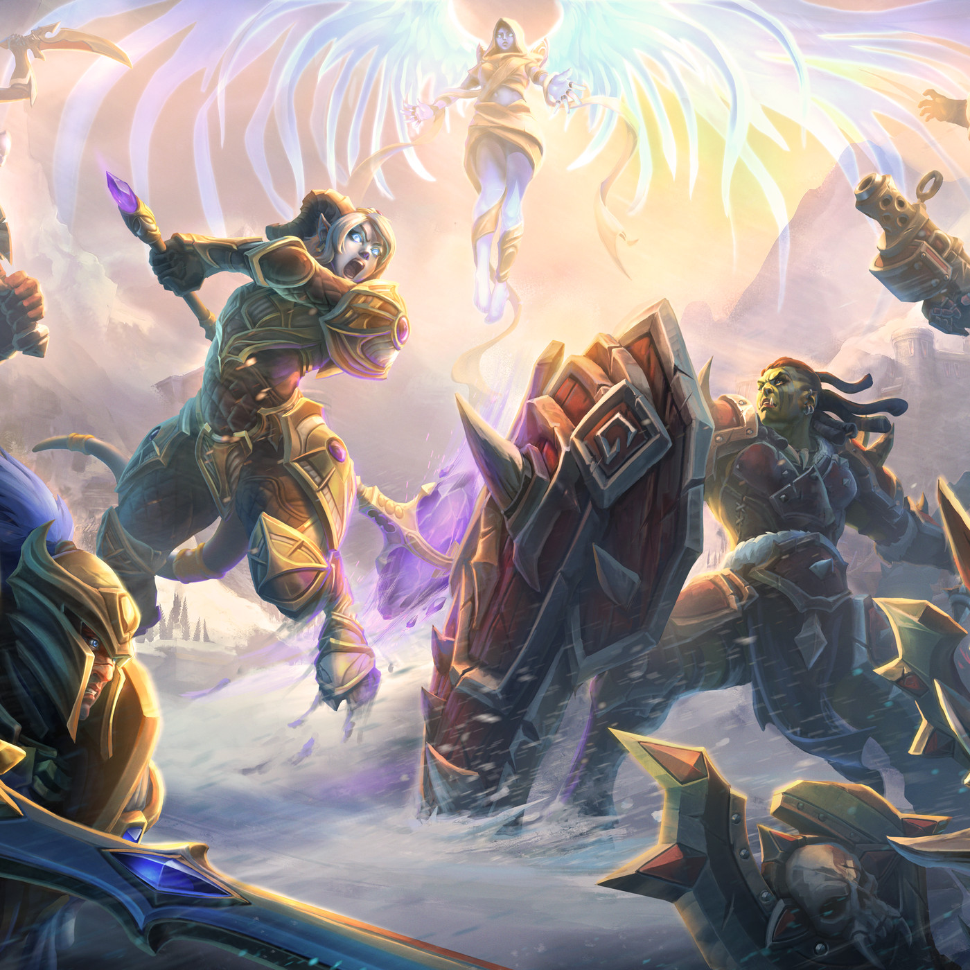 Heroes Of The Storm Celebrates All Things Warcraft With Echoes Of Alterac Polygon You can contribute to this list by voting your opinion. things warcraft with echoes of alterac