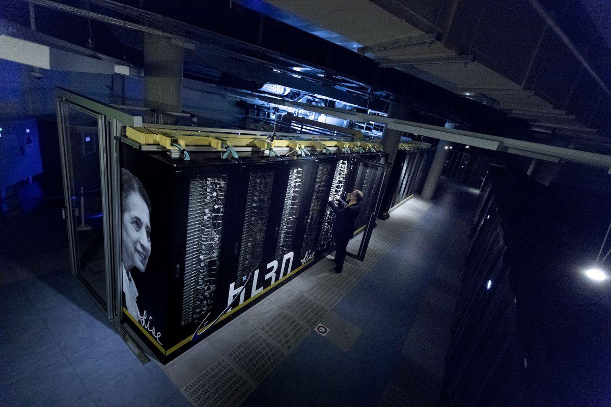 "Zuse Institute Unveils ""Lise"" Supercomputer"