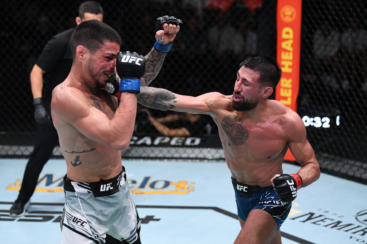 UFC Fight Night: Gutierrez v Colares