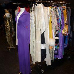 The full designer vintage rack