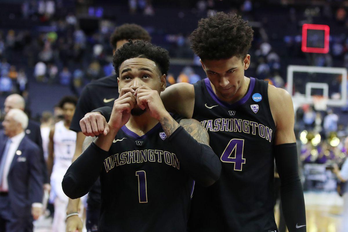 NCAA Basketball: NCAA Tournament-Second Round: University of Washington vs NCU