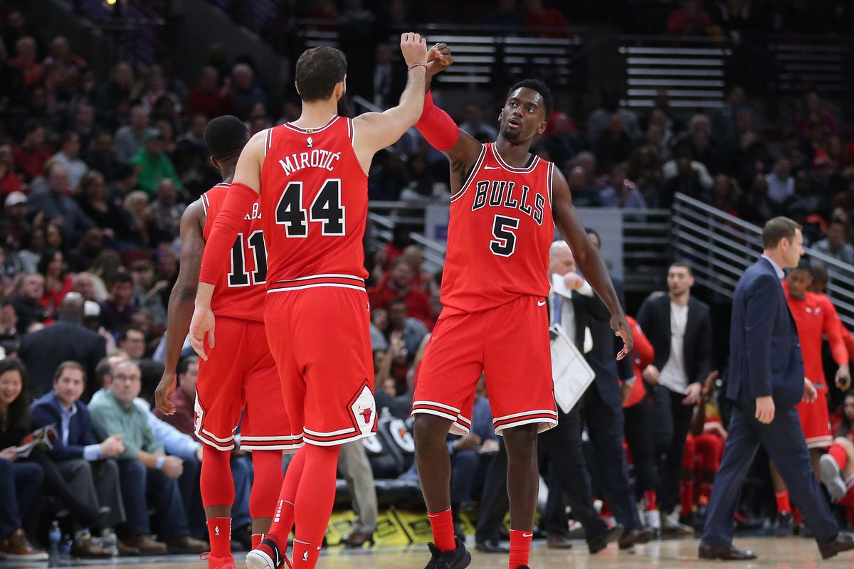 Chicago Bulls mơ playoffs sau khi Nikola Mirotic trở lại.