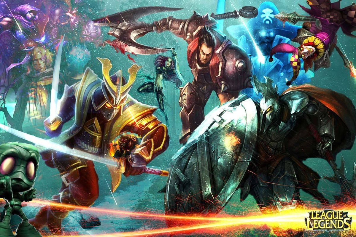 League of Legends offering free transfers to Oceanic beta