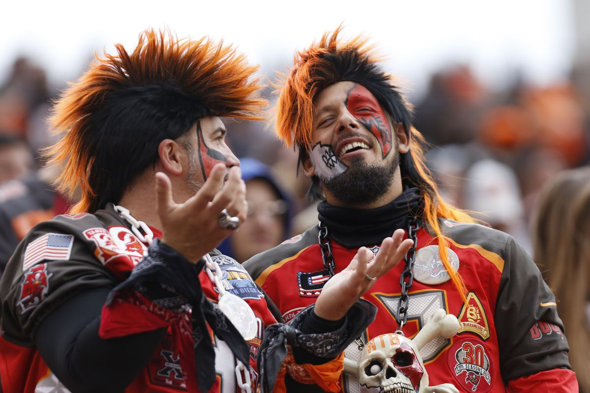 Buccaneers fans recent score predictions nearly mirror reality