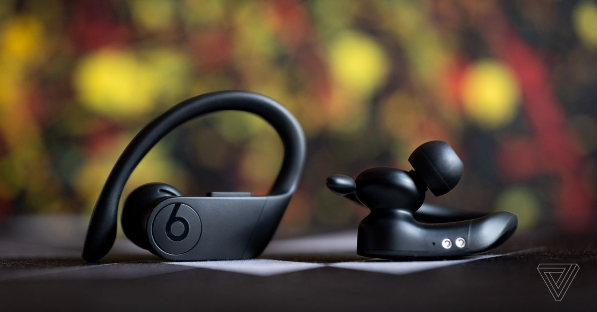 Powerbeats Pro Review The Best Beats The Verge
