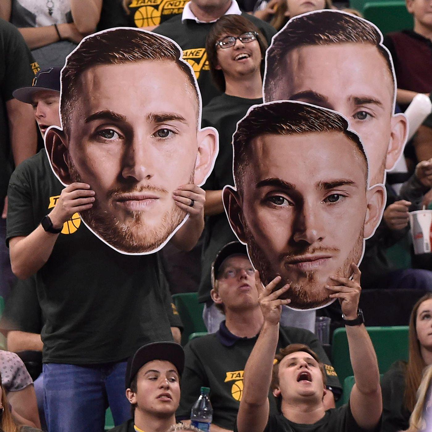 Utah Jazz Fans Are Still Mad At Gordon Hayward Here S Why Celticsblog