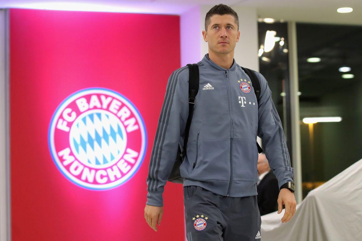 detailed look c547d bb163 KIT LEAK: Bayern Munich Champions League warm-ups - Bavarian ...
