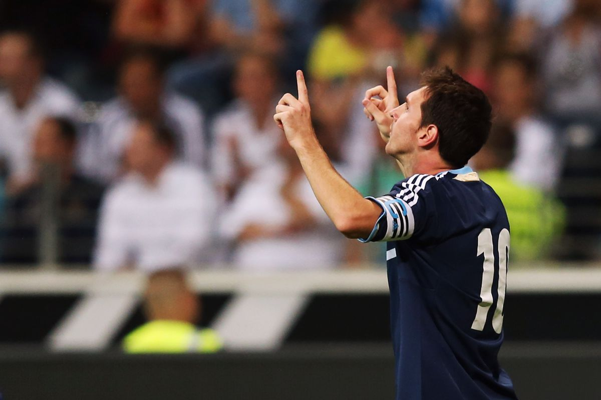 American fans will get the chance to see Messi play competitive matches on US soil in 2016