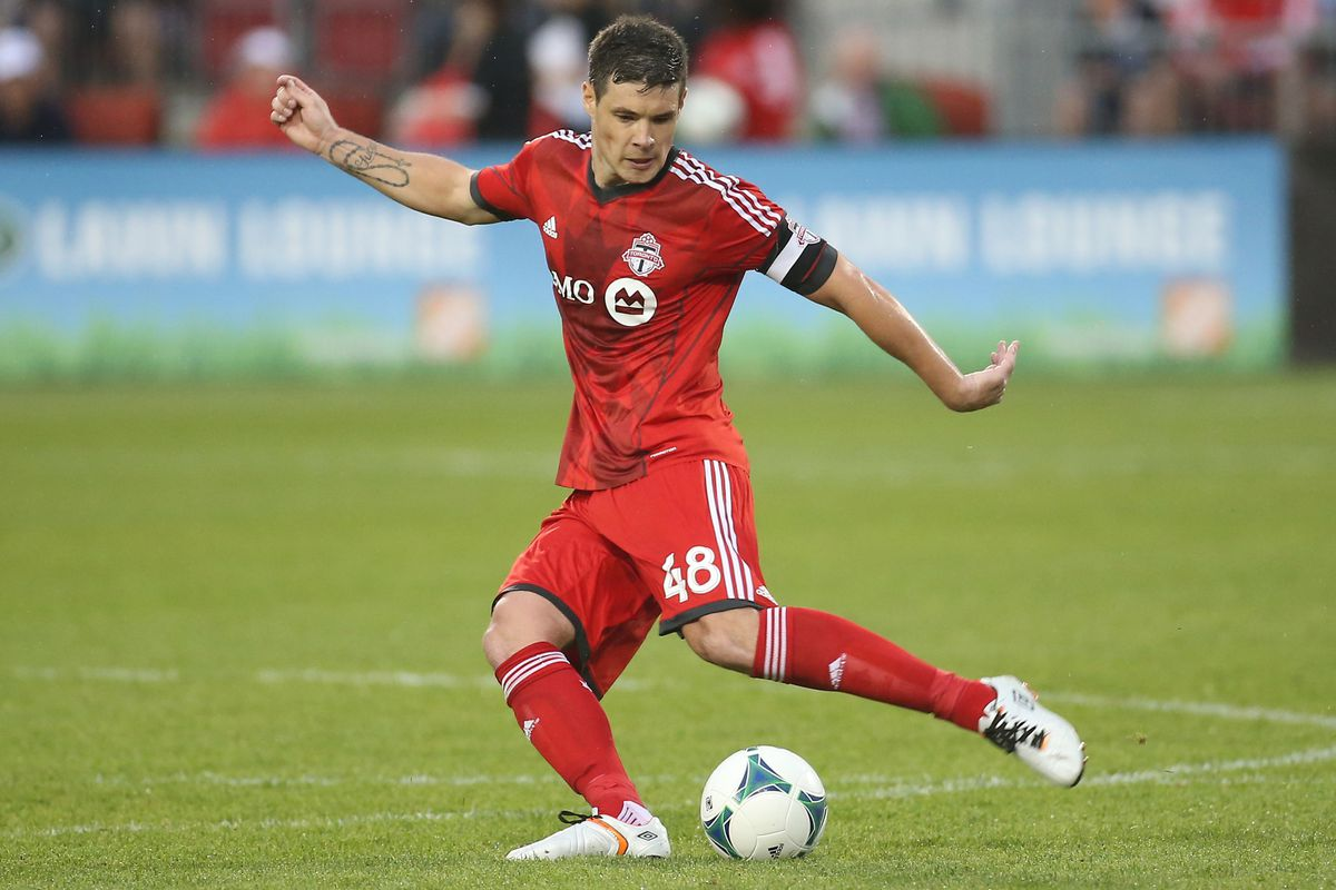 O'Dea one of six TFC players on the all star ballot