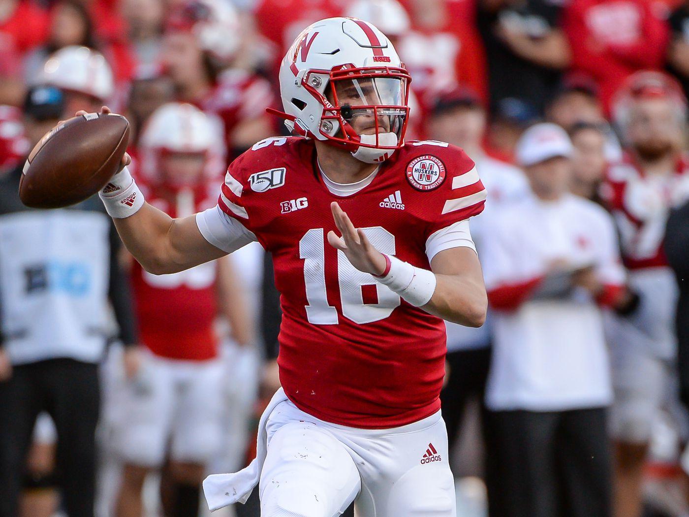 Nebraska Qb Noah Vedral Transfers To Rutgers On The Banks