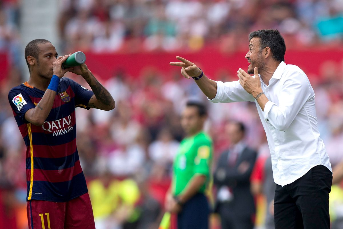 Ney and Lucho