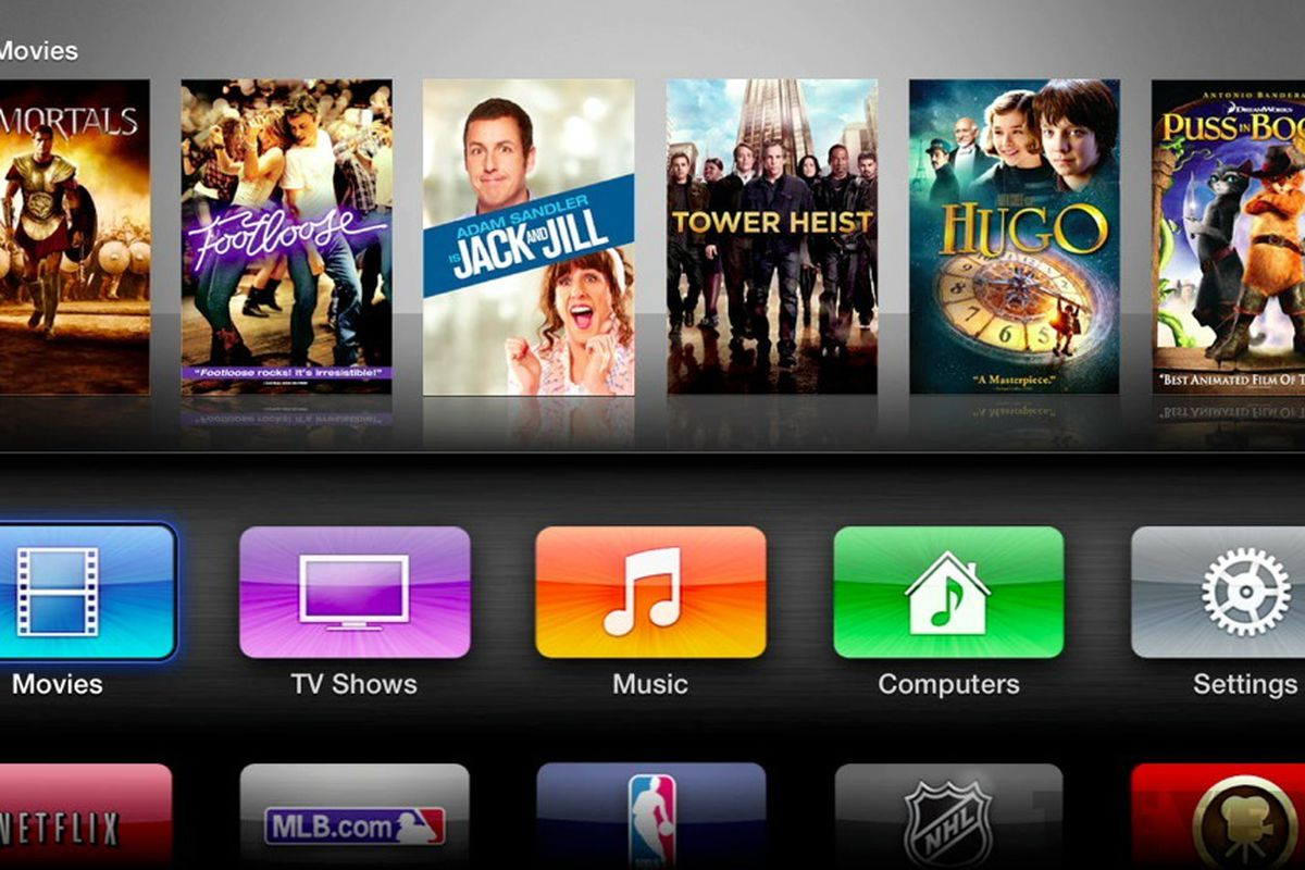 Apple TV version 5.0