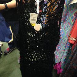 Nanette Lepore macrame dress, $29.96