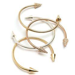 Pave bracelets