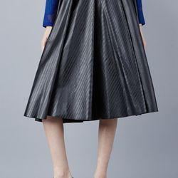 J.W. Anderson ten pleat skirt, $200 (was $845)