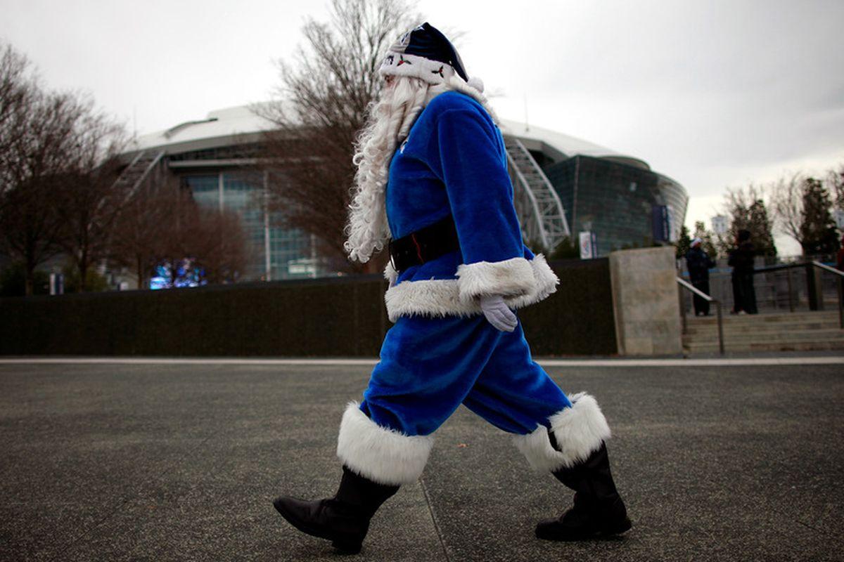 Xavier Santa is on the way!