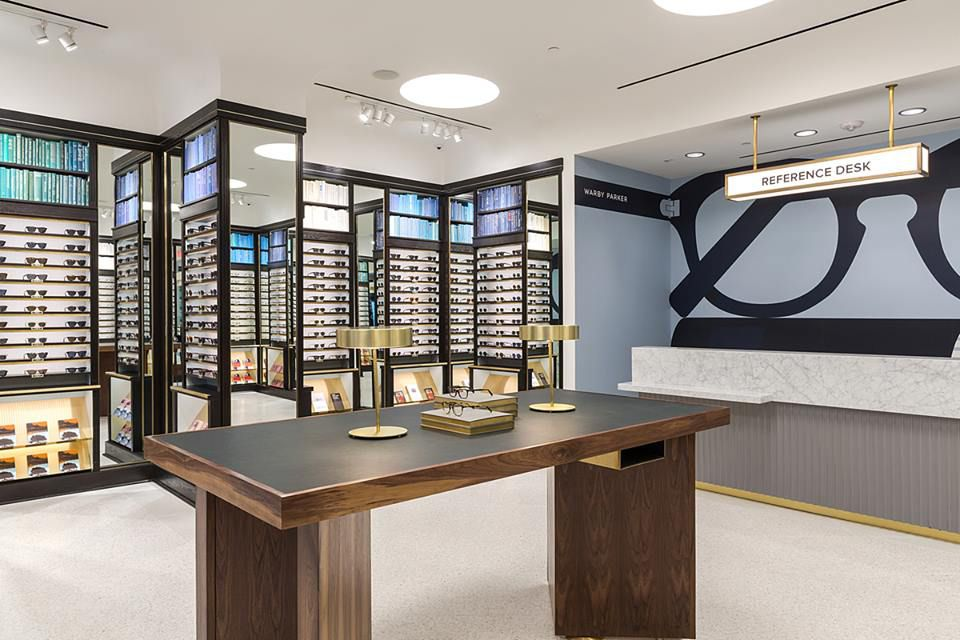 LensCrafters, Ray-Ban, and designer brands all mark up their glasses
