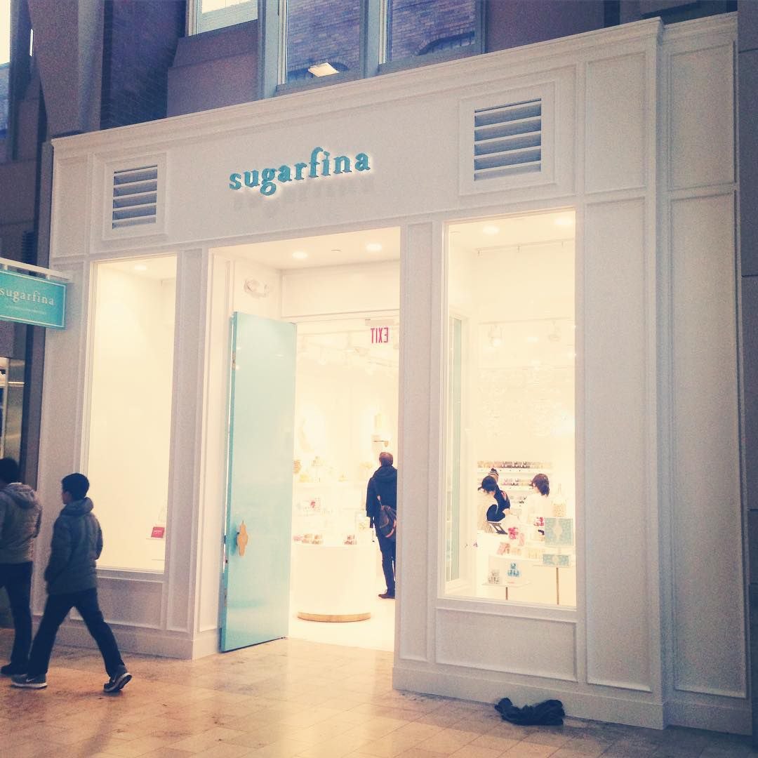 Sugarfina Prudential Center