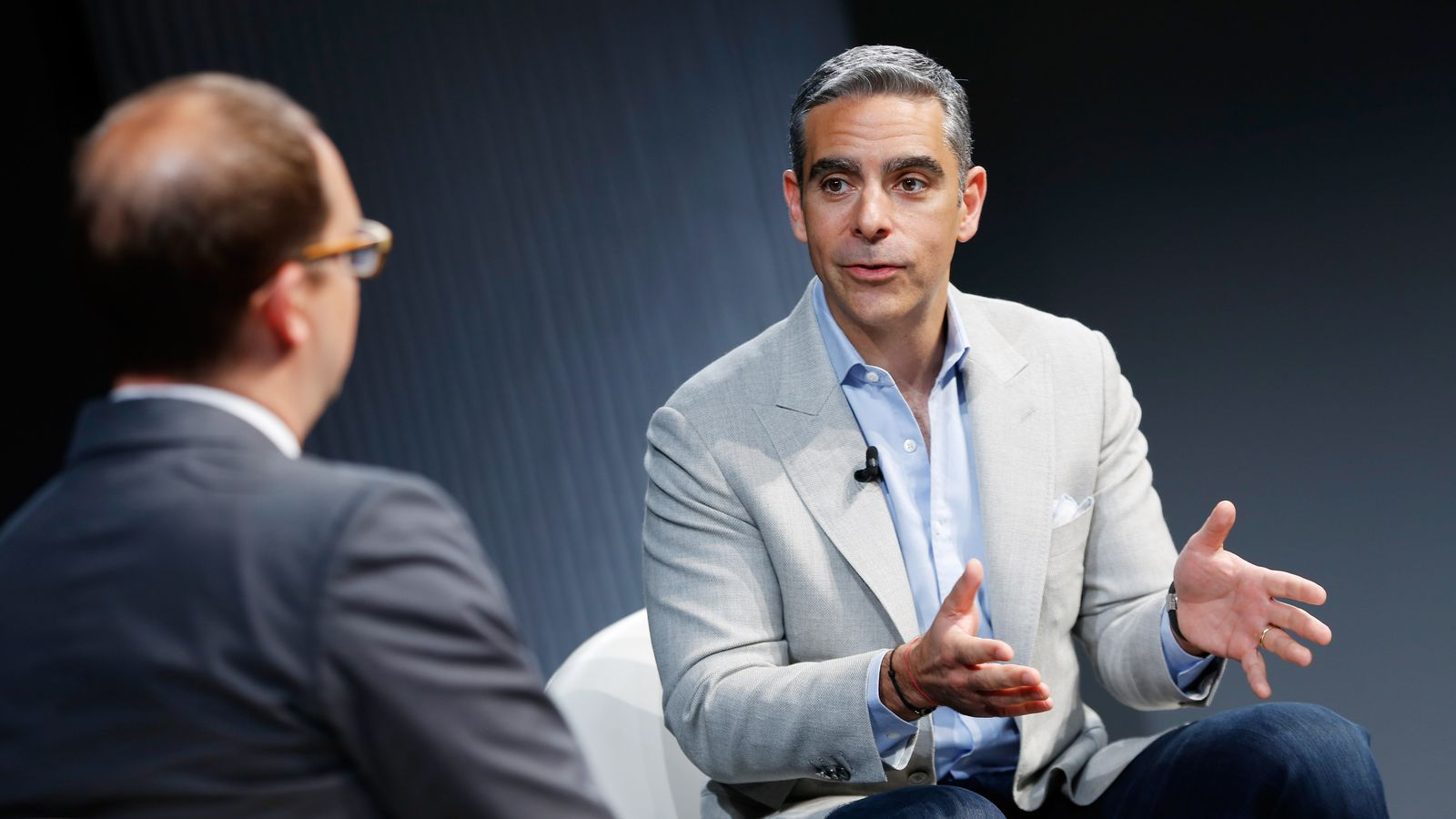 Full Transcript: Facebook Messenger Head David Marcus on Recode Decode