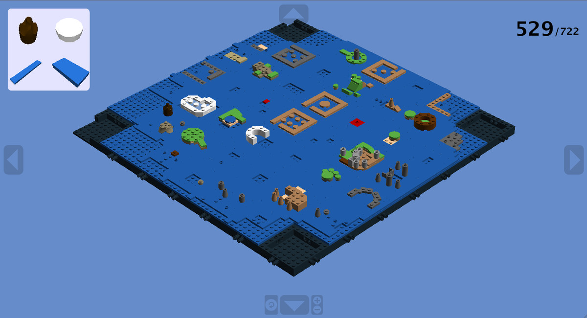 Lego Wind Waker map will have you busy through New Year's ... Zelda Wind Waker Hd Map on zelda wind waker map tower, the wind waker hd map, wind waker sea map, zelda wind waker hd review,