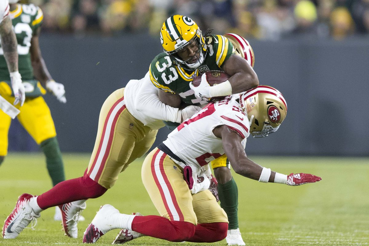 49ers vs. Packers: Four matchups to watch on Sunday Night Football