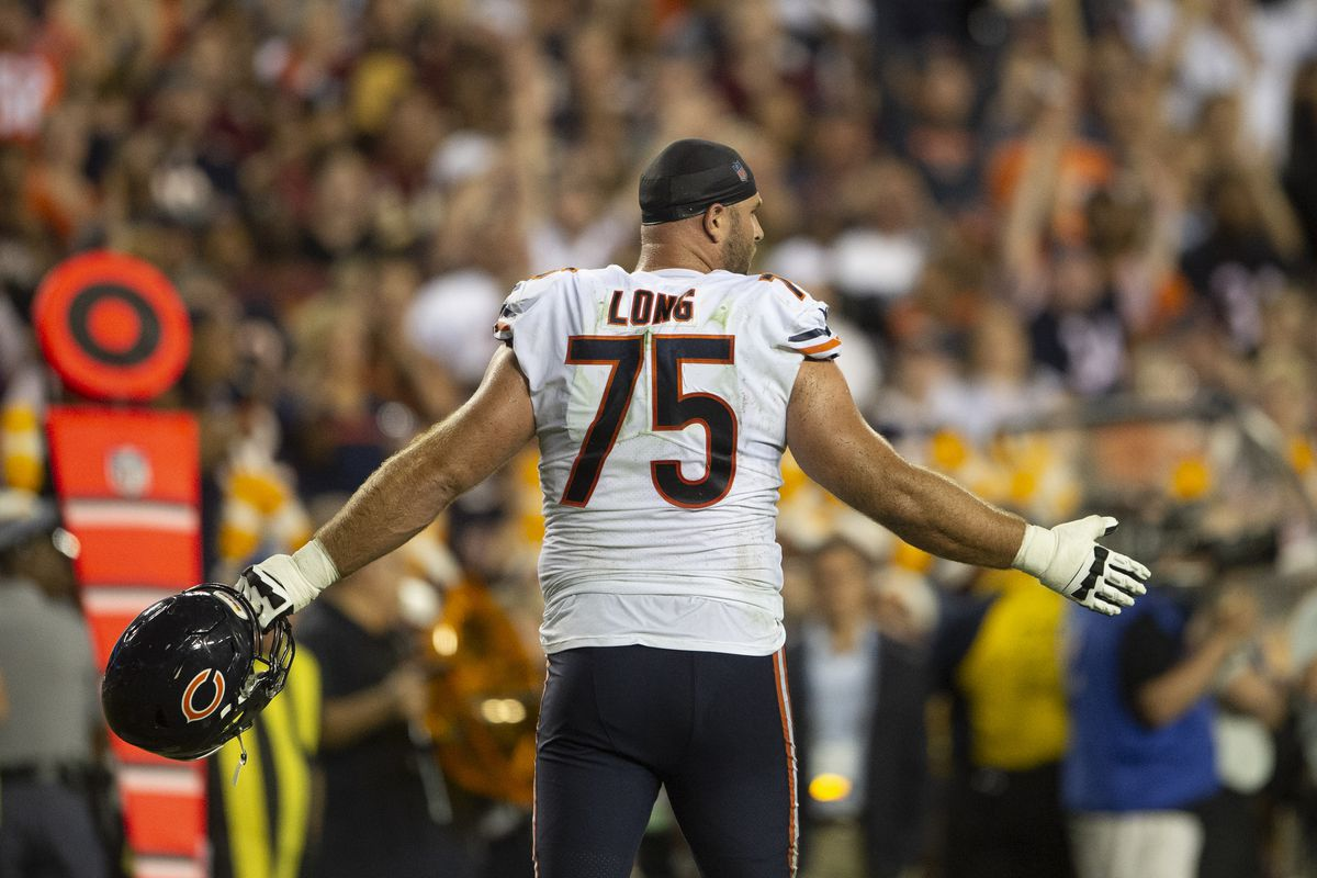 It's time to shutdown Kyle Long for the year