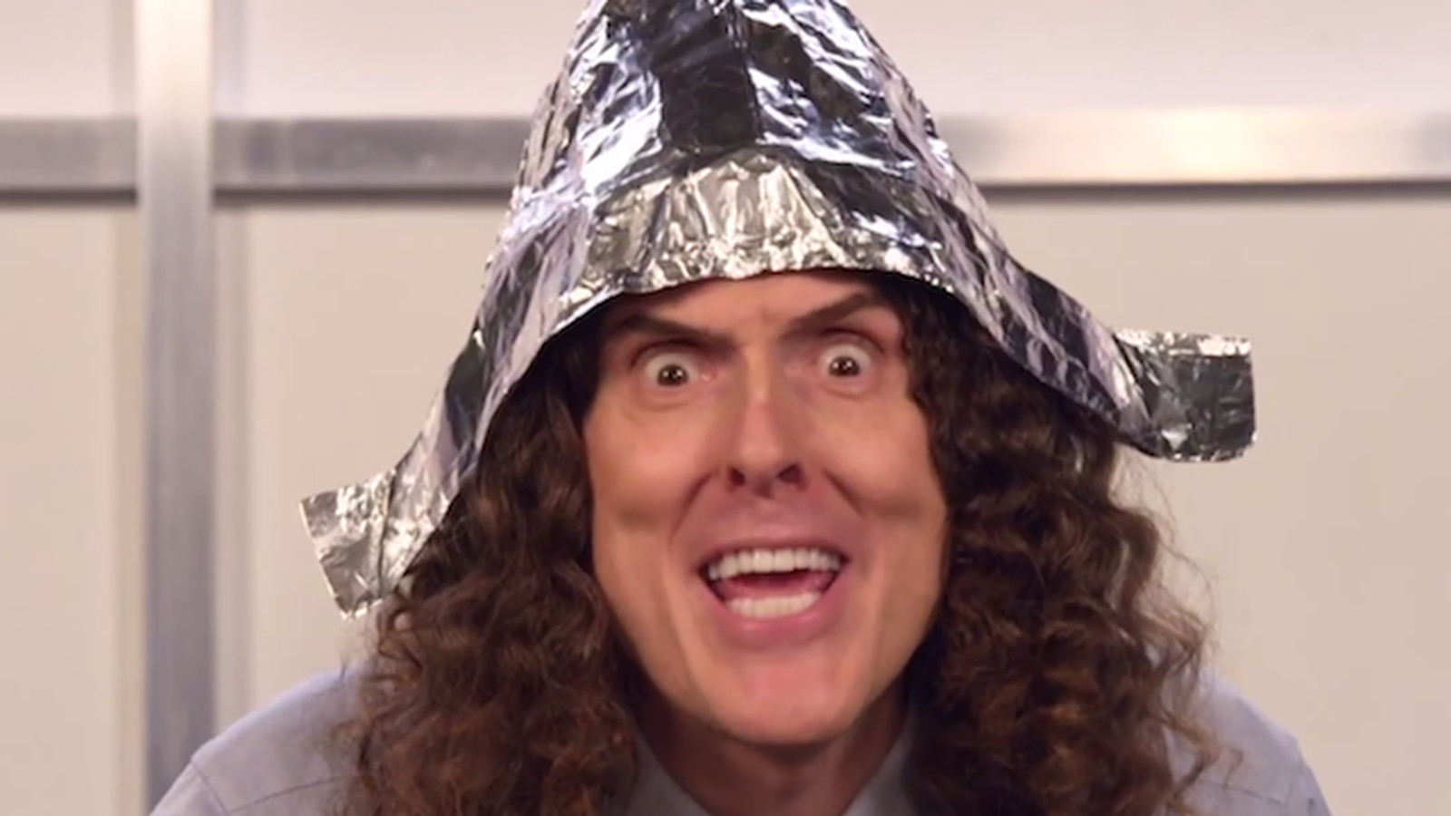 Weird Al rants about the Illuminati in parody of Lorde's 'Royals' - The  Verge