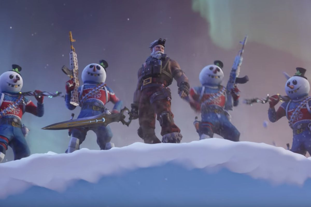 """""""Fortnite"""" dropped a new trailer for its seventh season, which officially launched on Thursday."""