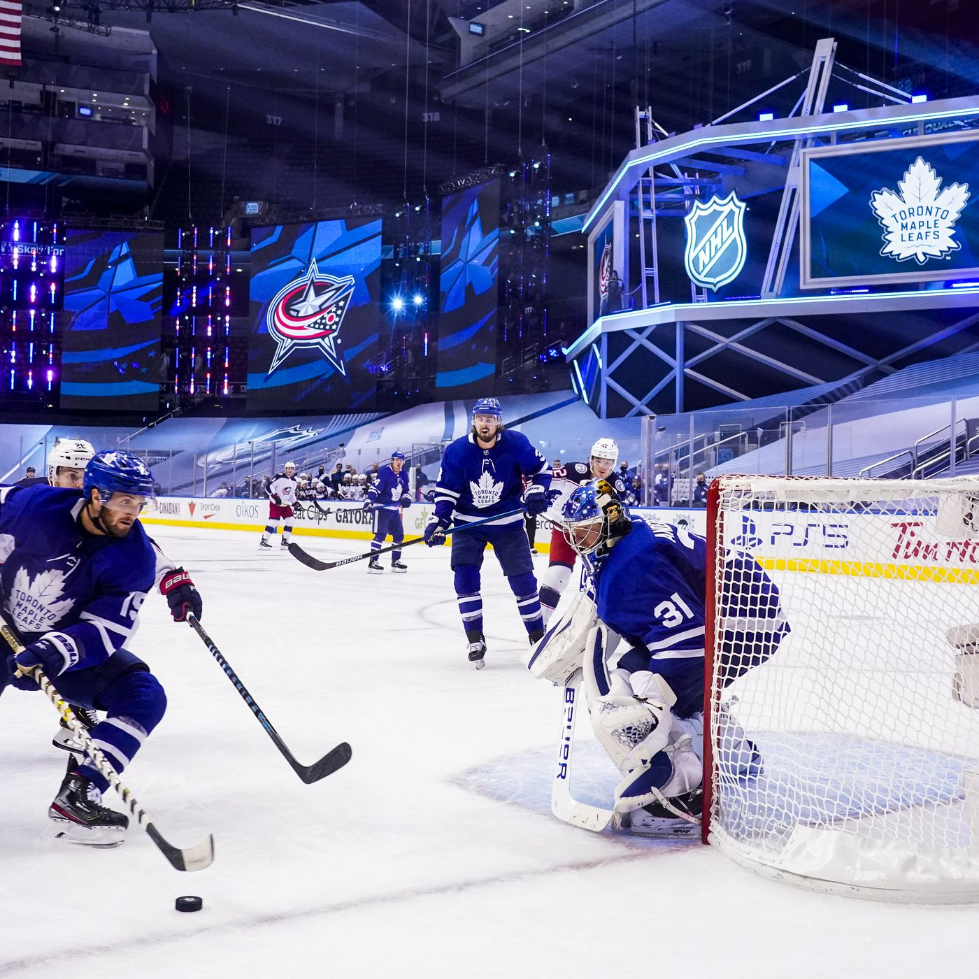 Toronto Maple Leafs Game Preview The Maple Leafs Should Score A Goal Today Pension Plan Puppets