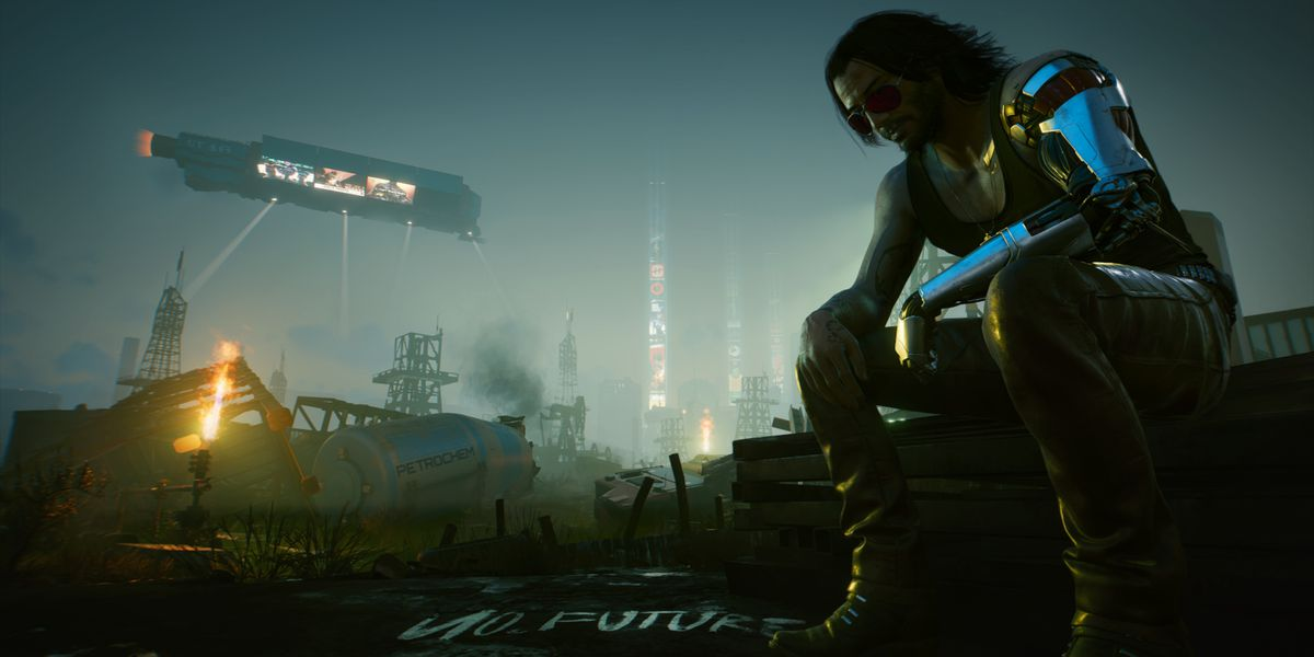 Image of article 'Microsoft offers Cyberpunk 2077 refunds for all digital sales, but it's not pulling the game'