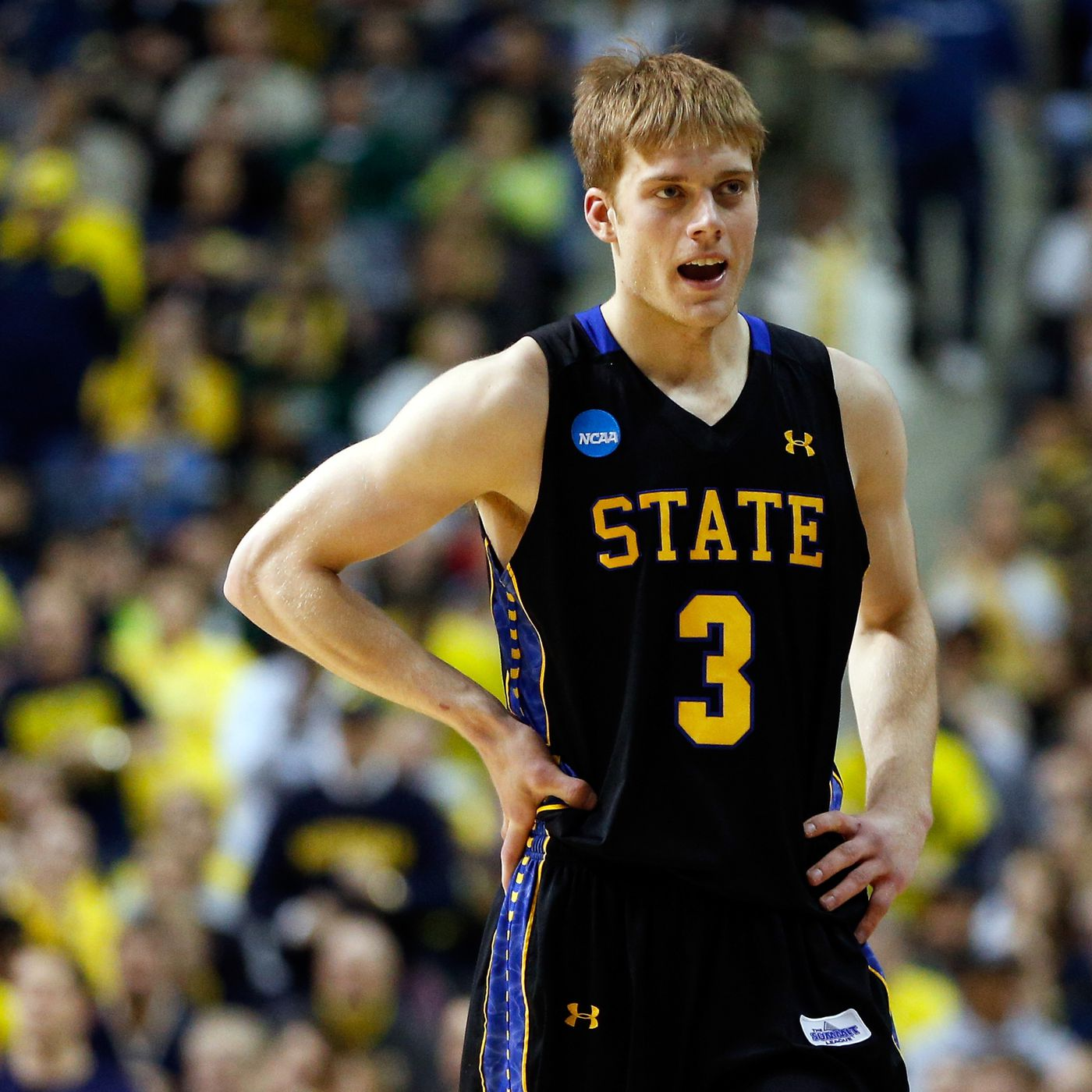 Meet Nate Wolters: The (allegedly) newest Milwaukee Buck - Brew Hoop
