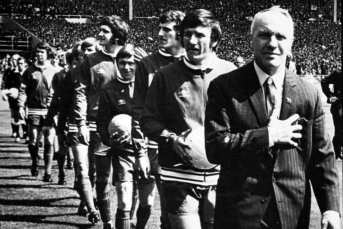 1971 FA Cup Final: Liverpool v Arsenal