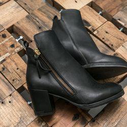 Miista Carrie boot, $269